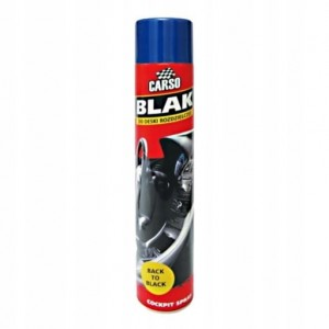 K2 CARSO BLAK SPRAY DO KOKPITU 750ML KAWA