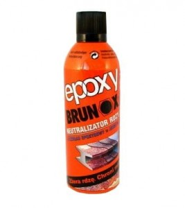 BRUNOX EPOXY ŚRODEK NA RDZĘ spray 150ml