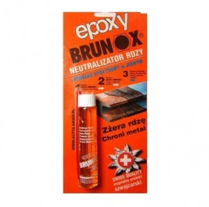 BRUNOX EPOXY ŚRODEK NA RDZĘ 30ml