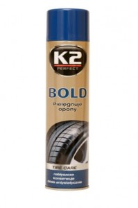 K2 BOLD SPRAY 600 ml