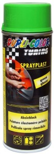 DUPLICOLOR  SPRAY PLAST LAKIER GUMA 400 ml